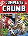 """The Complete Crumb Comics, Vol. 12: We're Livin' in the """"Lap o' Luxury!"""""""