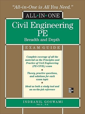 Civil Engineering PE All-In-One Exam Guide: Breadth and