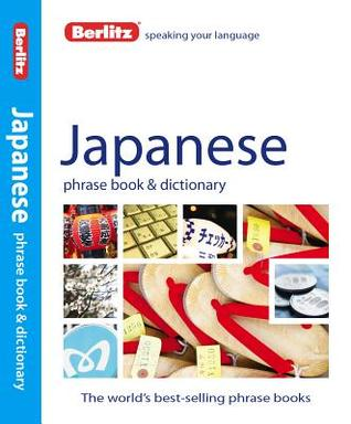 Berlitz Japanese Phrase Book and Dictionary