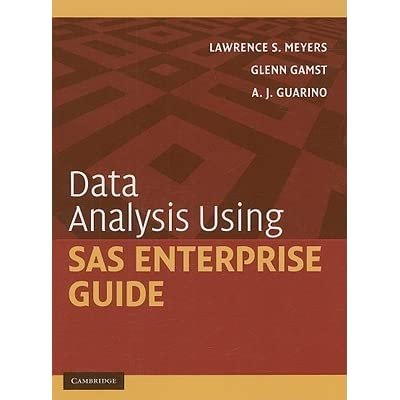 data analysis using sas enterprise guide by lawrence s meyers rh goodreads com sentiment analysis using sas enterprise miner data analysis using sas enterprise guide