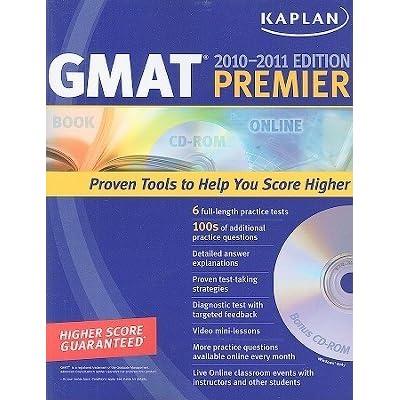 Kaplan GMAT 2010 Premier Live Online Kaplan Gmat Premier Live