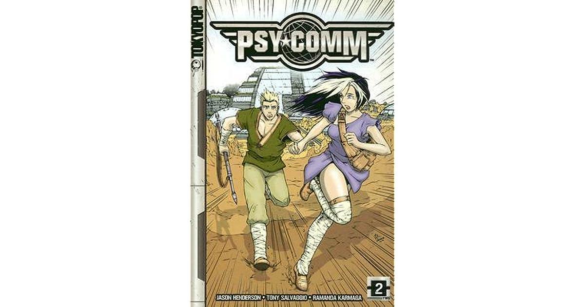Psy-Comm #3