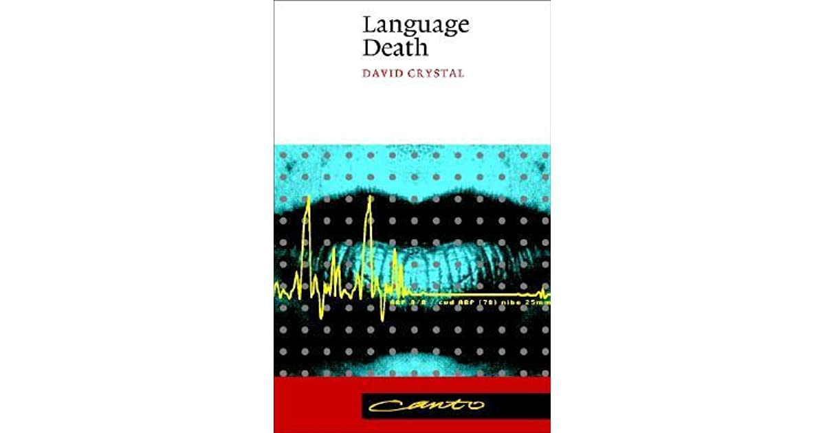 Language Death David Crystal Pdf
