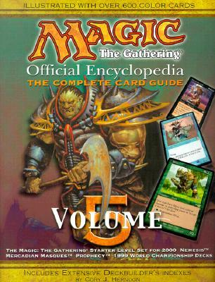 Magic The Color-Illustrated Guide to Winning Play Official Strategy Guide The Gathering