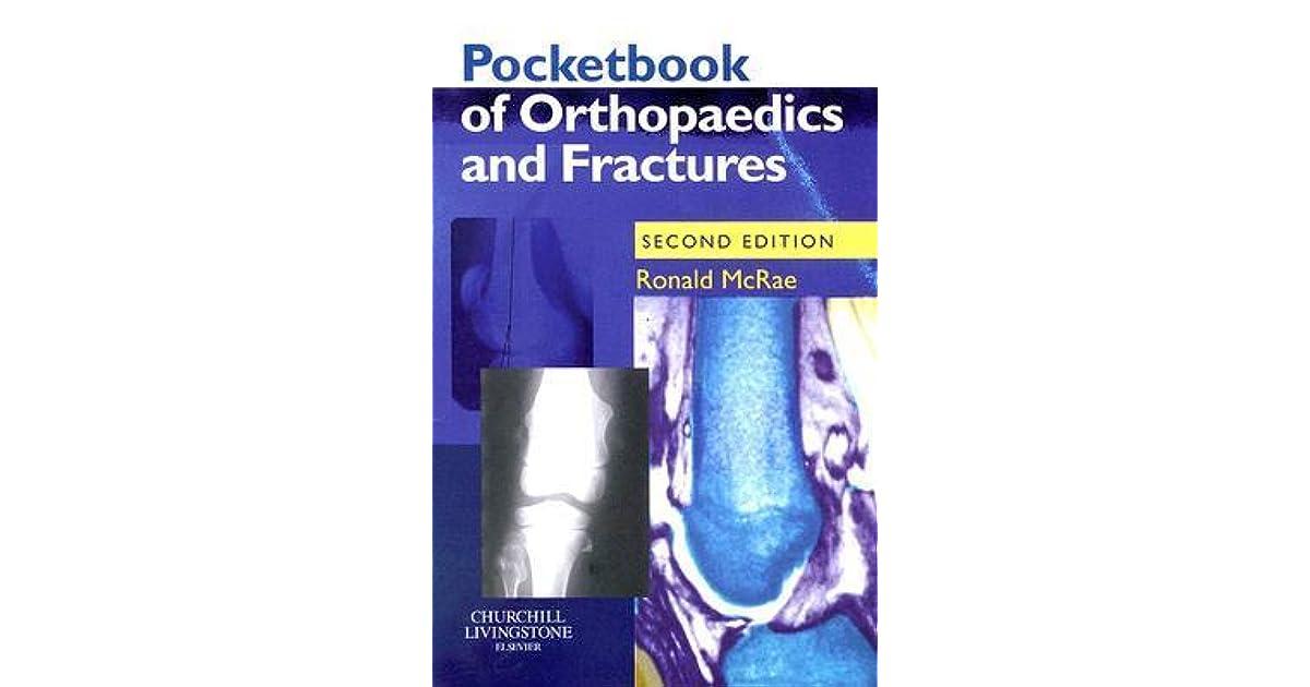 Practical Fracture Treatment Ronald Mcrae Pdf