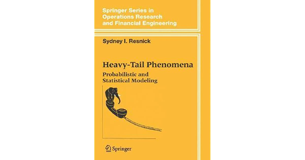 Heavy-Tail Phenomena: Probabilistic and Statistical Modeling