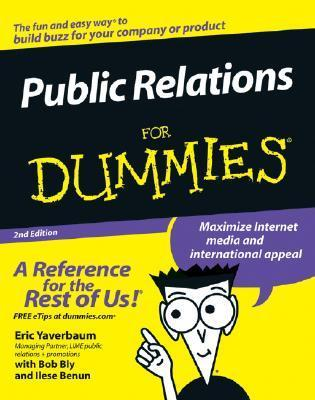 Public Relations for Dummies