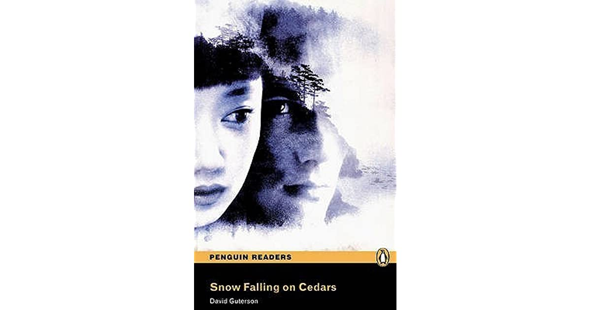 essay on snow falling on cedars - snow falling on cedars by david guterson the novel snow falling on cedars, written by david guterson, revolves around a racially charged court case involving an innocent japanese man accused of the murder of a german fisherman.