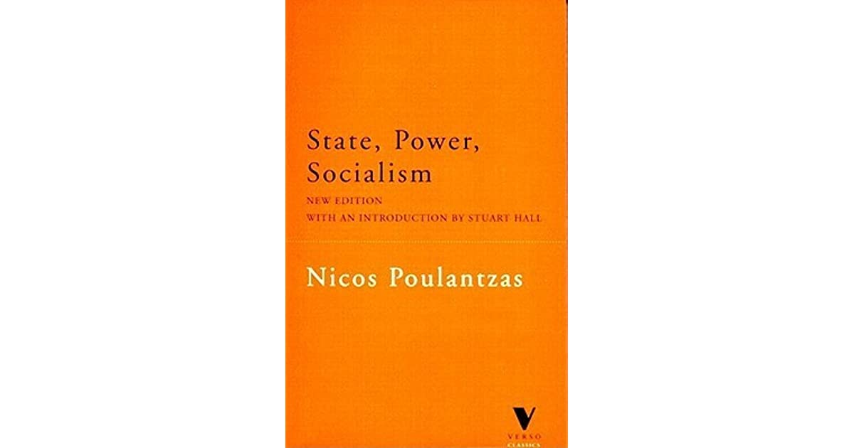 poulantzas state power socialism pdf