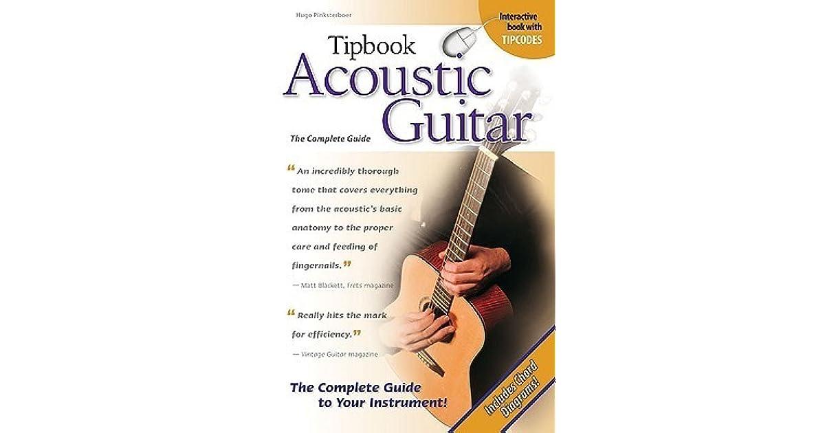 Tipbook Acoustic Guitar by Hugo Pinksterboer