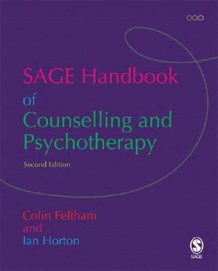 The Sage Handbook of Counselling a