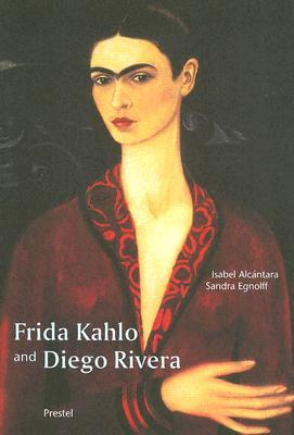 Frida Kahlo And Diego Rivera by Isabel Alcantara