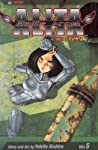 Battle Angel Alita, Volume 05: Angel Of Redemption (Battle Angel Alita)