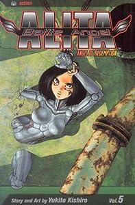 Angel of Redemption (Battle Angel Alita #5)