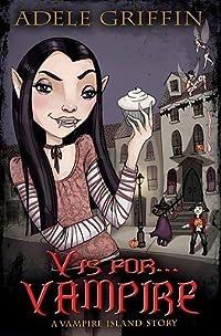 V is for . . . Vampire