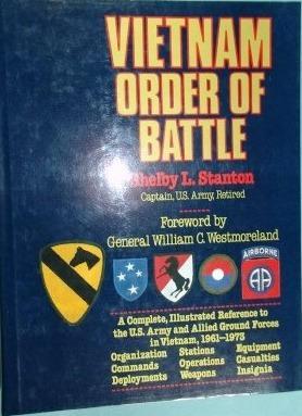 Vietnam Order of Battle: A Complete Illustrated Reference to U S