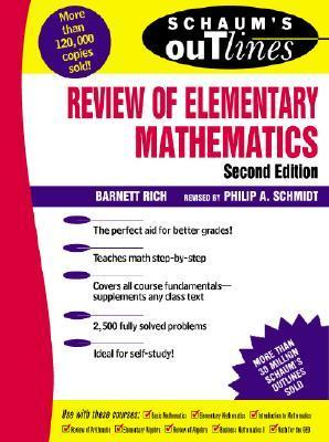 Outline of review of elementary mathematics