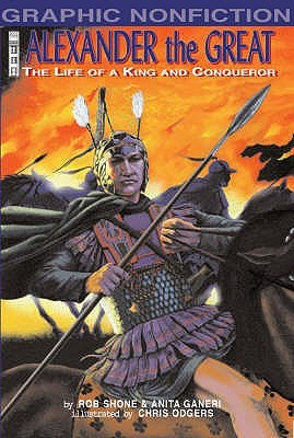 Alexander The Great (Graphic Non Fiction)