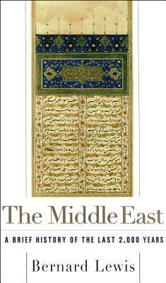 Bernard Lewis The Middle East A Brief History