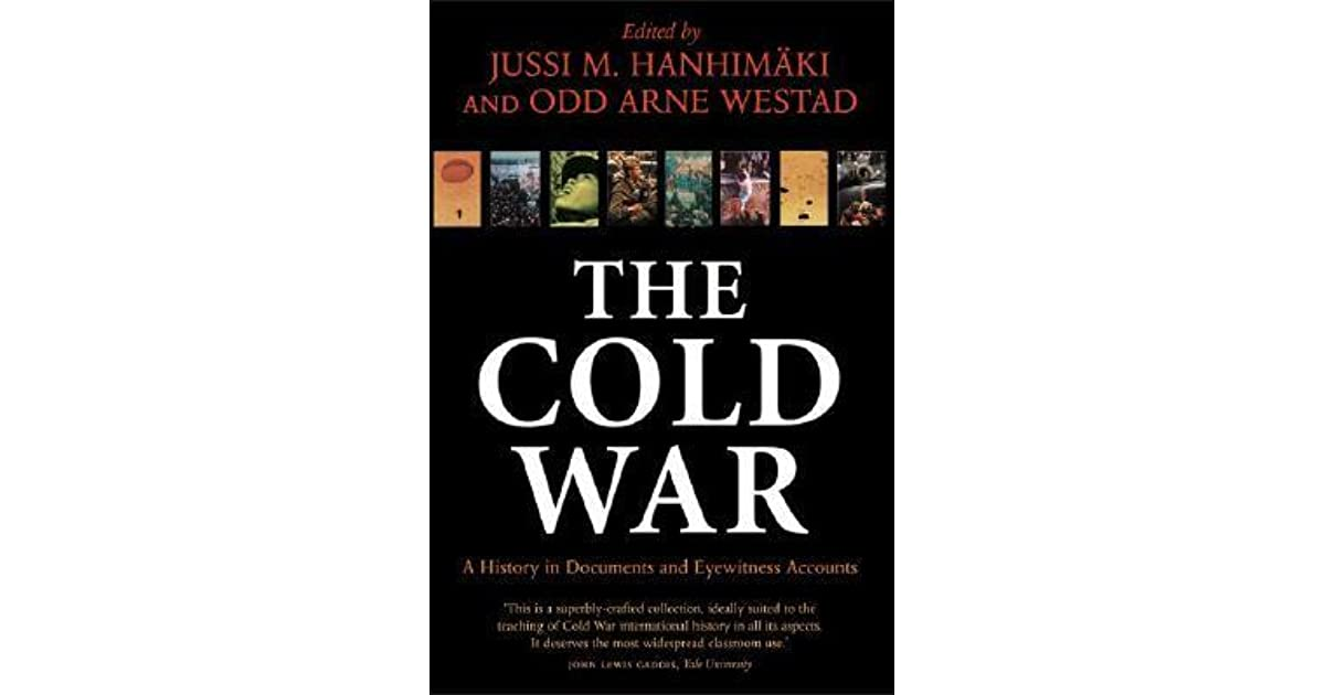 account of the cold war