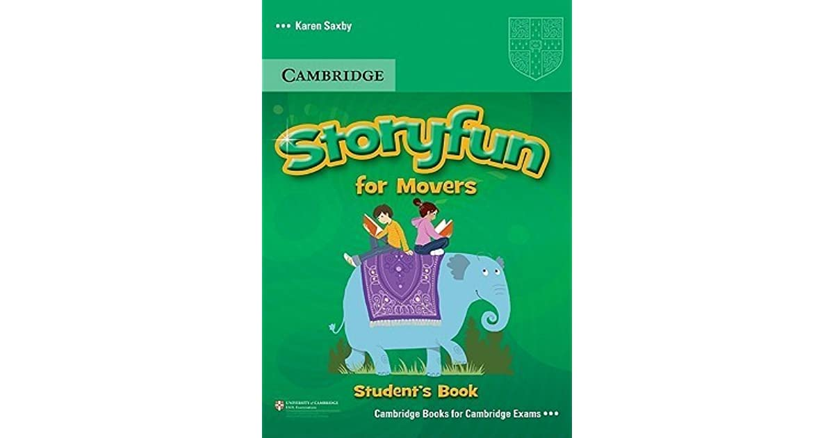 Storyfun for movers students book by karen saxby fandeluxe Choice Image