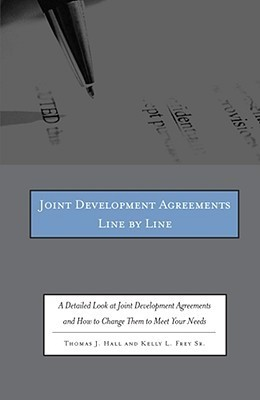 Joint Development Agreements Line by Line