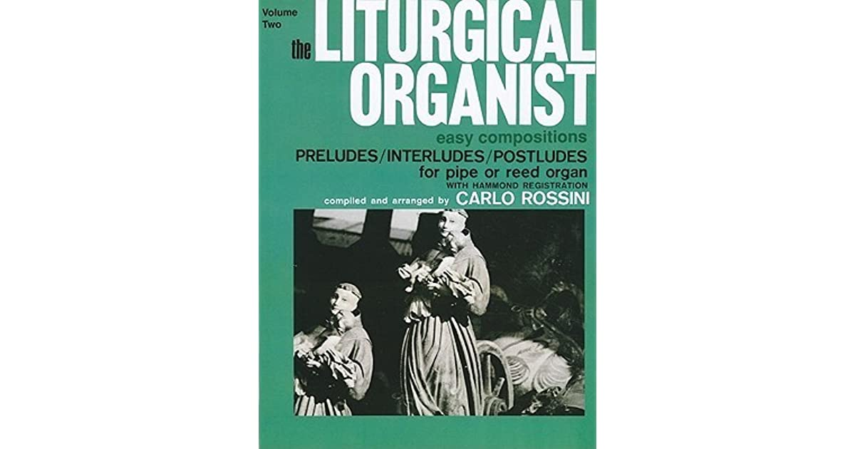 Customers Who Bought The Liturgical Organist, Volume 3 Also Bought: