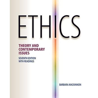 ethics theory and contemporary issues 9th edition audiobook