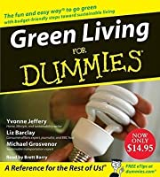 Green Living for Dummies CD