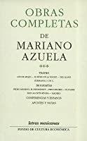 Obras Completas De Mariano Azuela