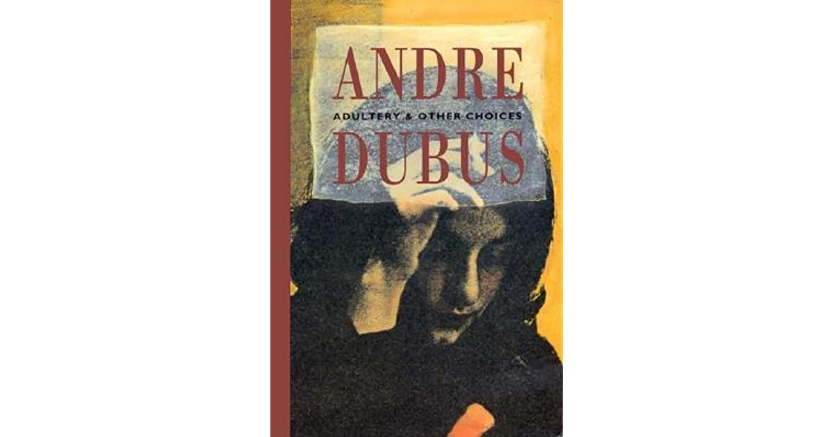 the intruder by andre dubus
