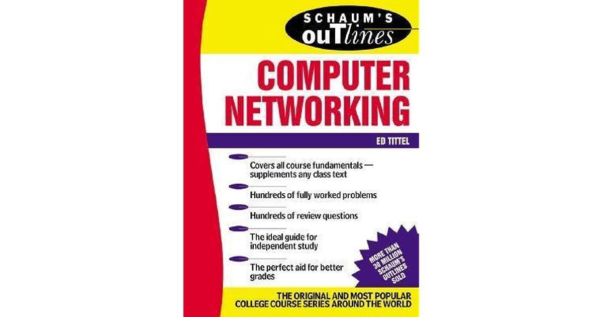 Theory schaum pdf network series