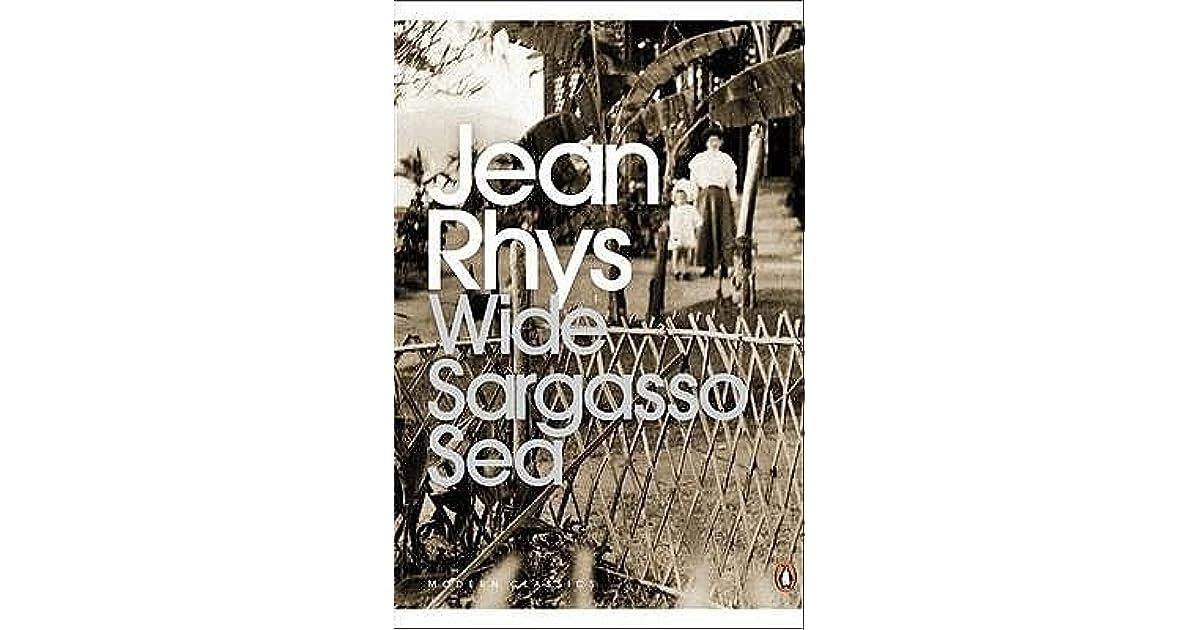 wide sargasso sea animals