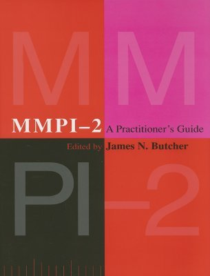 MMPI 2 A Practitioner S Guide By James N Butcher