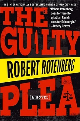 The Guilty Plea (Greene and Kennicott, #2)