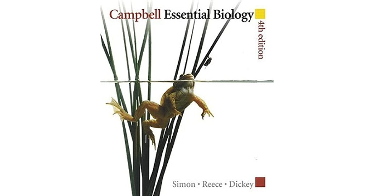 Campbell Essential Biology by Eric J  Simon