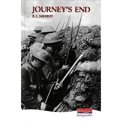 journeys end by r c sherriff 2 essay Below is an essay on journeys end from anti essays, your source for research papers, essays, and term paper examples in journey's end, rc sheriff presents a myriad of characters, all of which serve a different purpose.