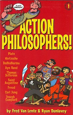 Action Philosophers! Giant-Sized Thing, Vol. 1
