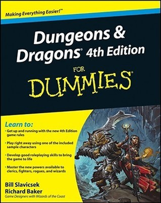 Dungeons and Dragons 4th Edition for Dummies (ISBN - 0470292903)