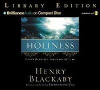 Holiness: God's Plan for Fullness of Life