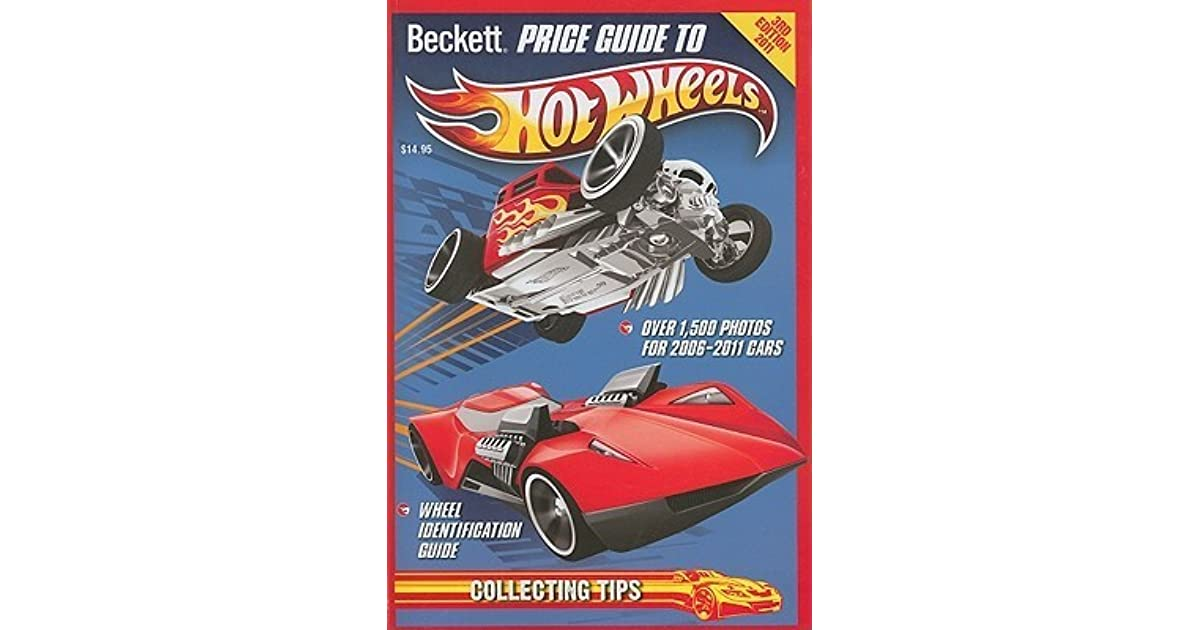 Beckett Price Guide to Hot Wheels by Beckett Media