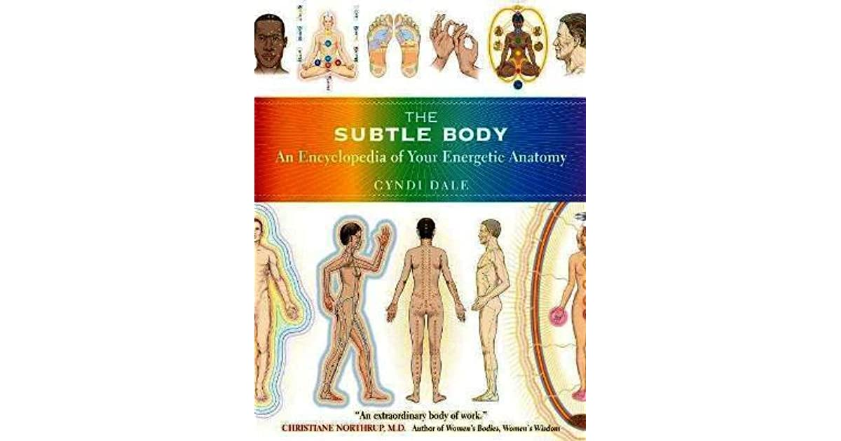 The Subtle Body An Encyclopedia Of Your Energetic Anatomy By Cyndi Dale