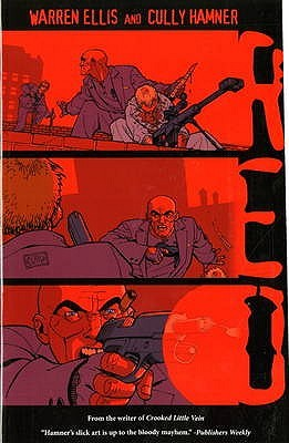 Red by Warren Ellis
