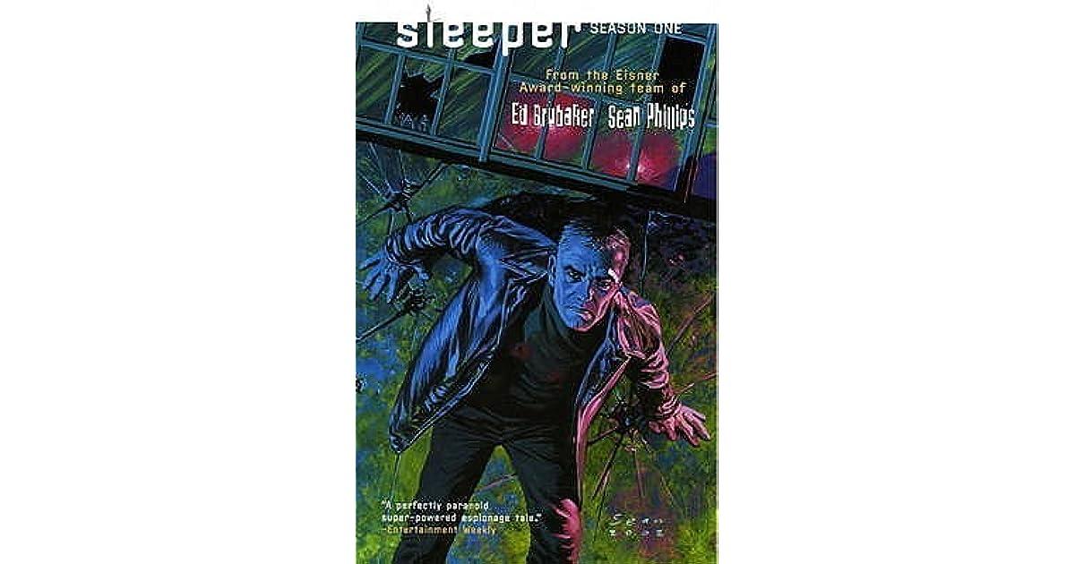 Sleeper Season One By Ed Brubaker