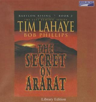 The Secret On Ararat   Unabridged Audiobook On 8 C Ds