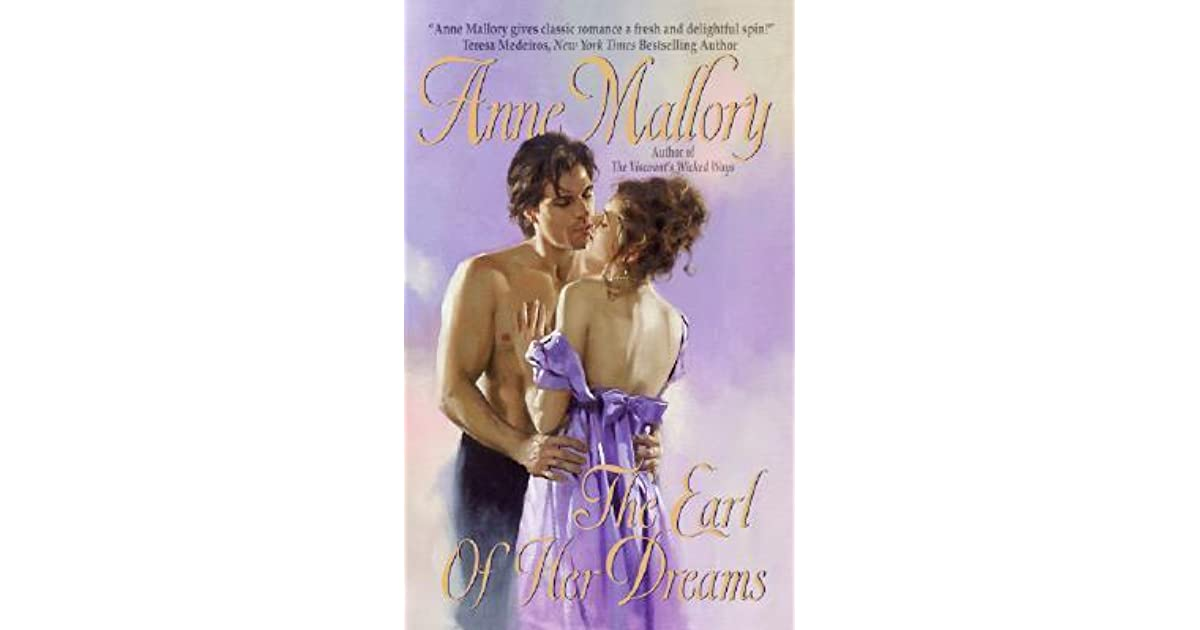 The Earl Of Her Dreams Mallory Anne