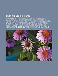 The Silmarillion: Of the Rings of Power and the Third Age, Akallabeth, Valaquenta, Ainulindale, Quenta Silmarillion, Red Book of Westmar