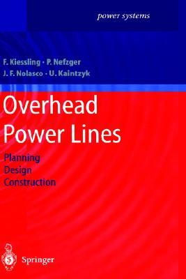 Overhead Power Lines Design Planning Construction