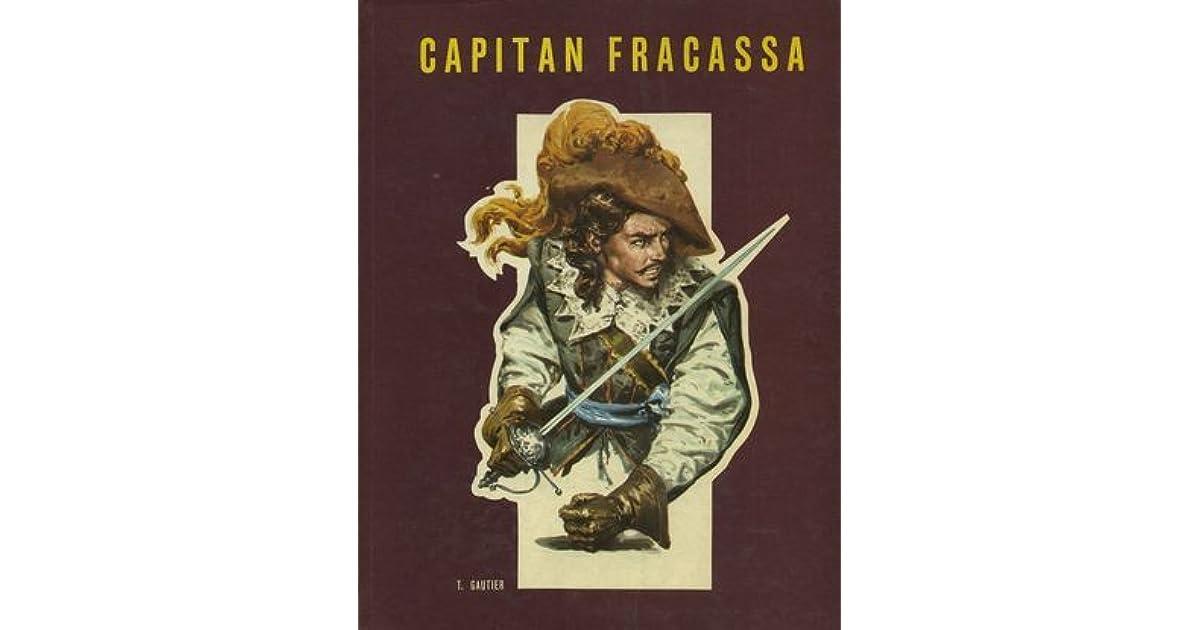 Capitan Fracassa By Théophile Gautier