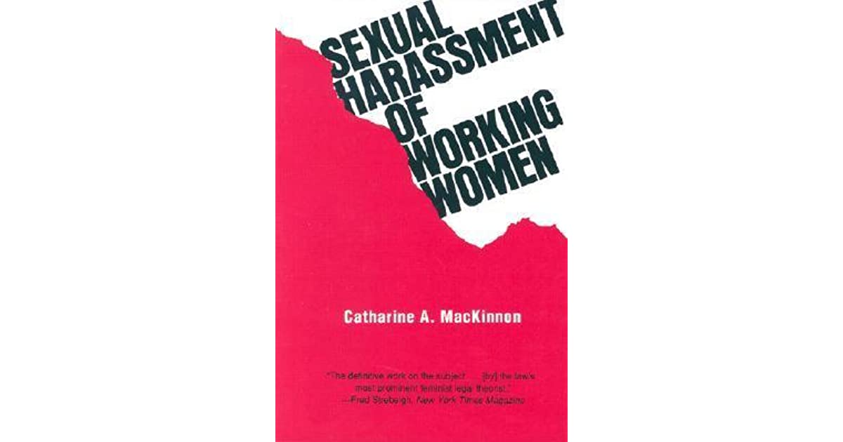 Case discrimination harassment sex sexual woman working